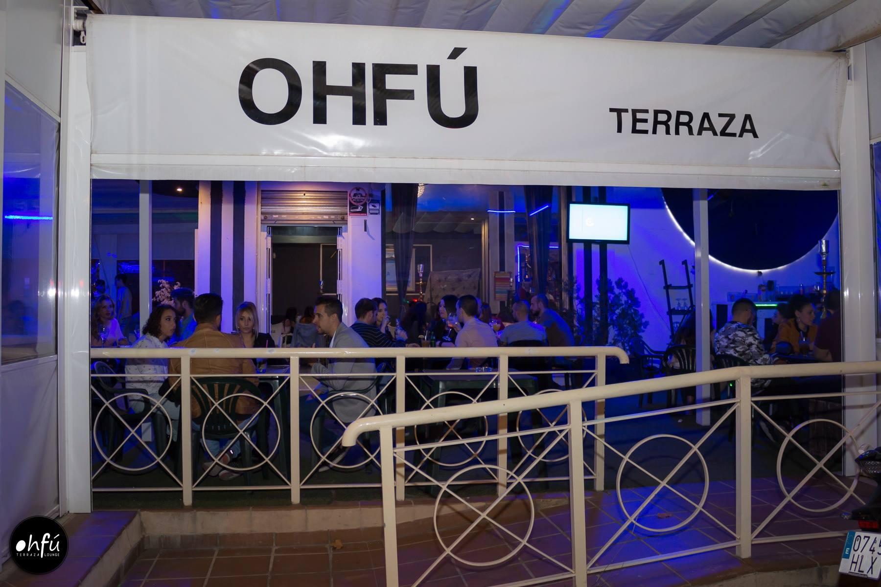 Ohfú Terraza Lounge With Shisha And Terrace In Sevilla