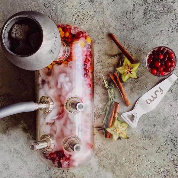 Shisha cocktails : 5 recettes de chicha aux fruits à tester à la maison !