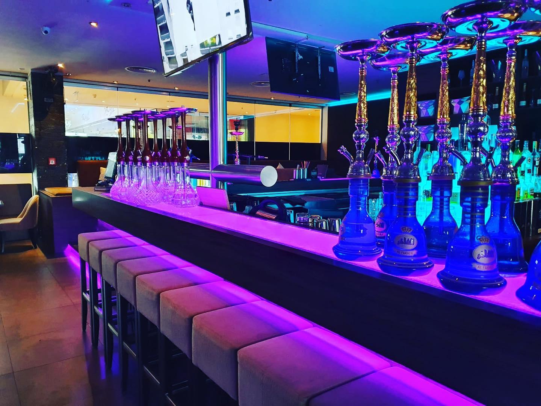 Atisha Premium Lounge - Shisha Bar Mit Terrasse in Neuss