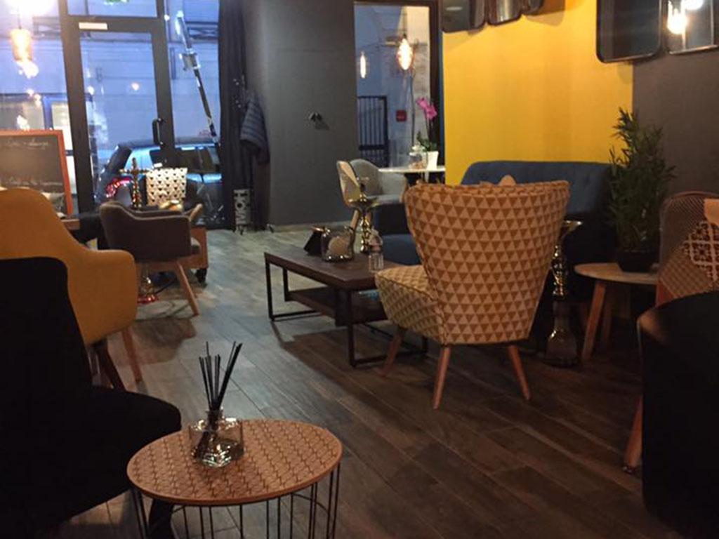 Au Pied des Cèdres bar chicha Paris