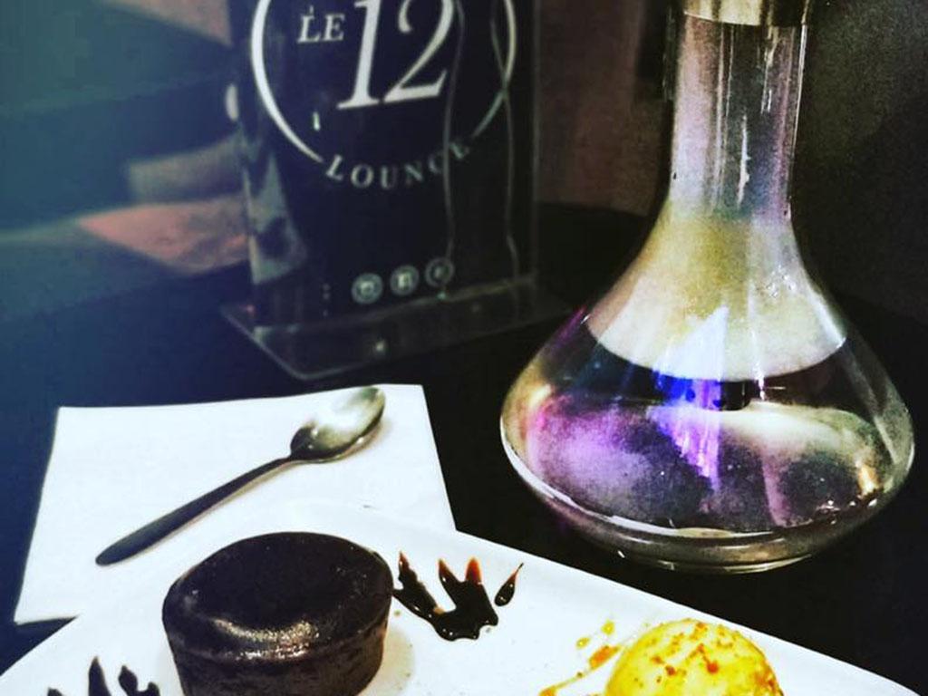 Le 12 Lounge bar chicha Paris