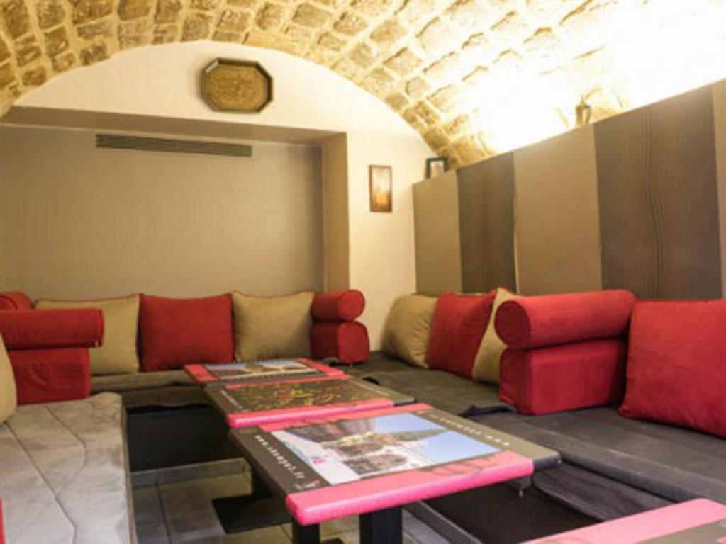 Shamyat Café bar restaurant chicha Paris