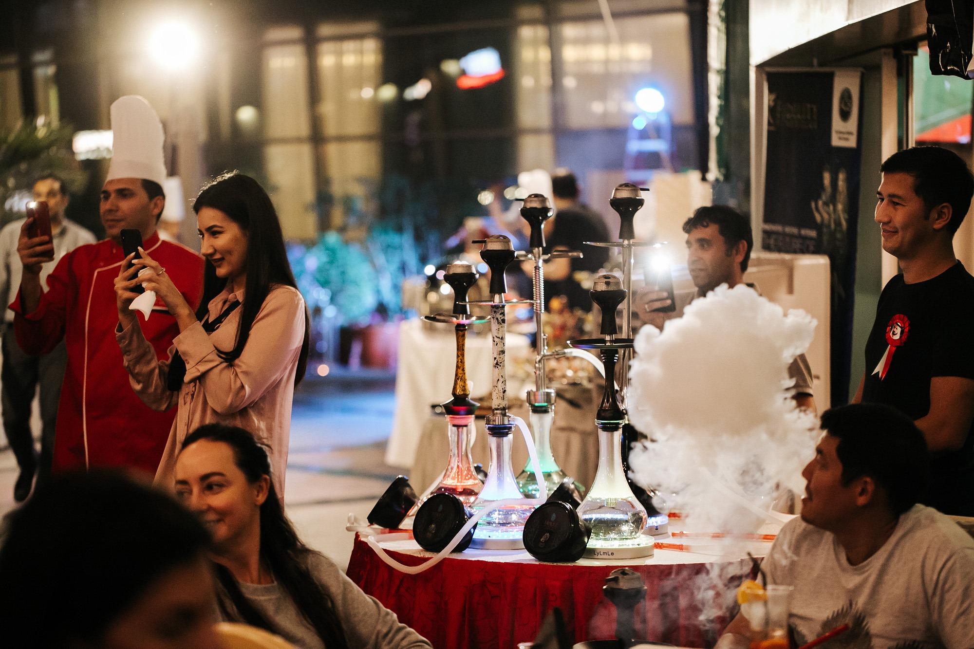 La Terrazza Restaurant Hookah Lounge In Dubaï Chichamaps