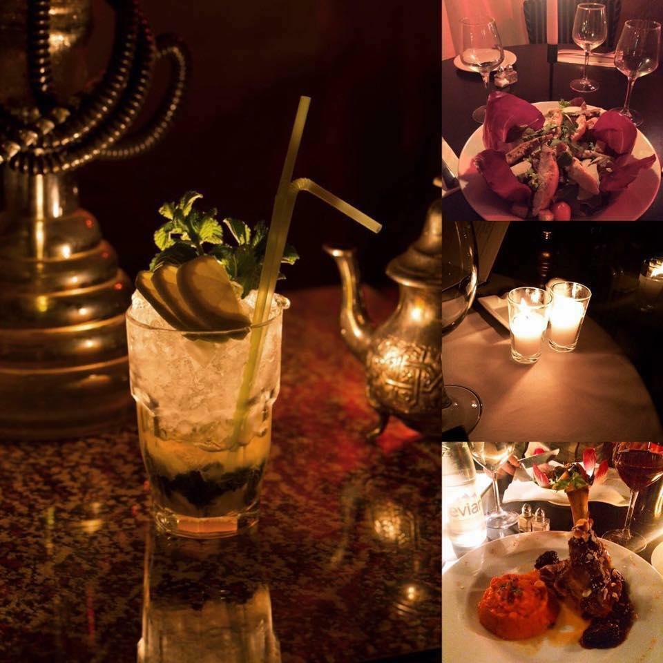Le Comptoir Bar 224 Chicha Et Restaurant 224 Saint Ouen