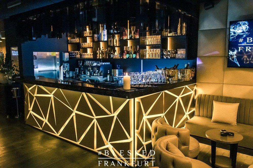 #Blessed - Shisha & Cocktail Lounge in Frankfurt am Main